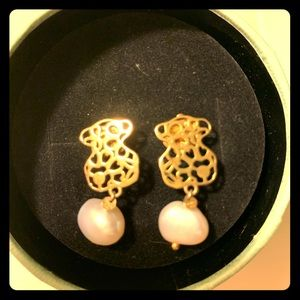 Authentic Tous Earrings